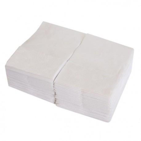 Tovalló Miniservice 17x17 blanc c.5000