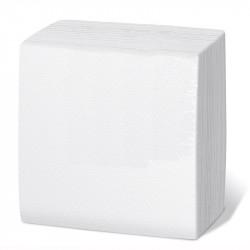 Servilleta 33x33 1c blanca c.3600