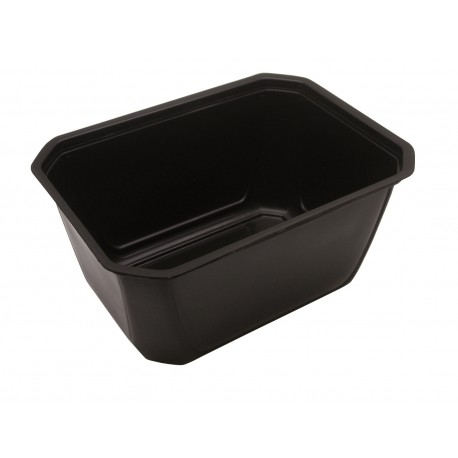 Envase eat-in-it negro 2000cc c.200