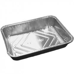 Bandeja aluminio 226x176x36 D1100MM p.100