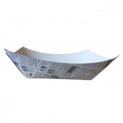 Barquilla cartón New Times 120x75x50 c.1600
