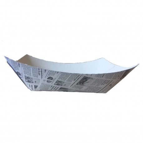 Barqueta cartró New Times 120x75x50 c.1600
