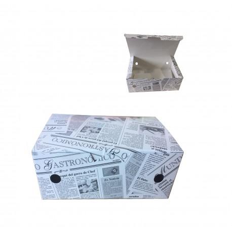 Caja take away 6 New Times 114x73x45 c.750