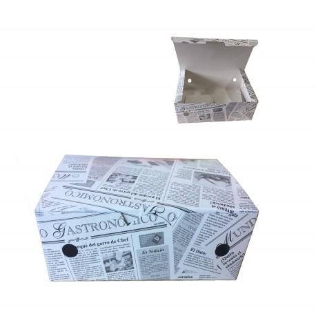 Caja take away 9 New Times 135x85x51 c.750