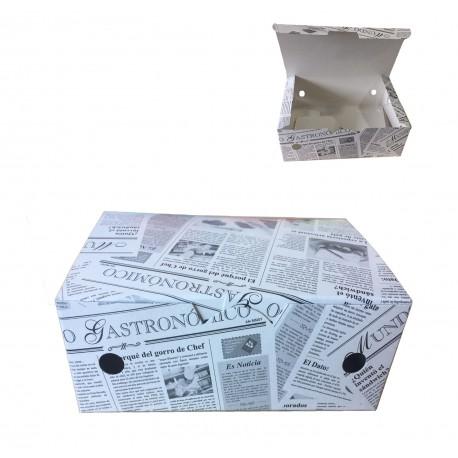 Caja take away 15 New Times 140x102x61 c.450