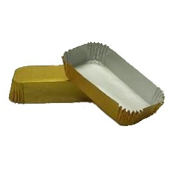 Petit four oro rectangular n.12 c.1000