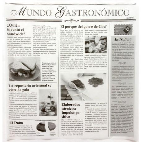 Papel antigrasa New times 29x30 p.500