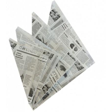 Cono para fritos News Times 150x145x195 p.200