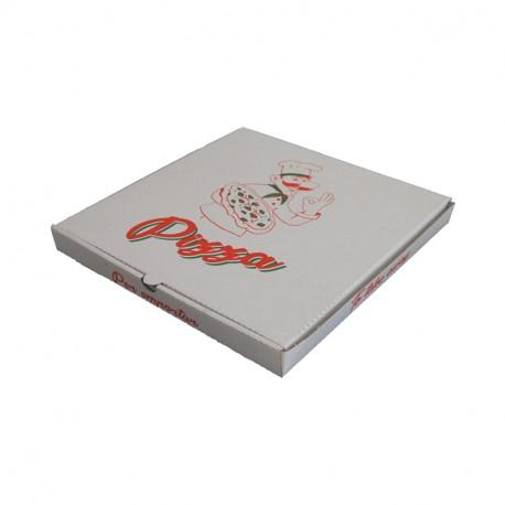 Caja pizza 26x26x3 Innova p.200