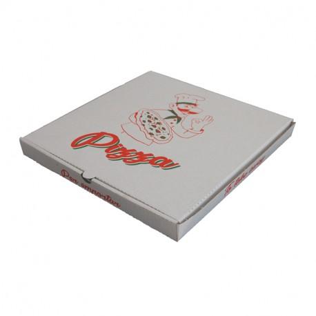 Caja pizza 29x29x3 Innova p.200