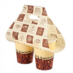 Bolsa SweetCup Cof. Time para 2 vasos 100ml c.1000