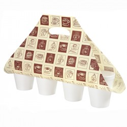 Bolsa SweetCup Cof.T para 4 vasos 200-300ml c.1000