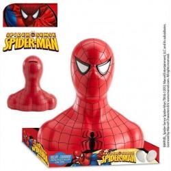 Hucha Spiderman con piruletas 28grs. p.6