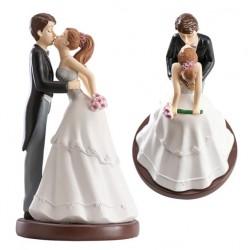 Pareja boda Beso 16cm p.2