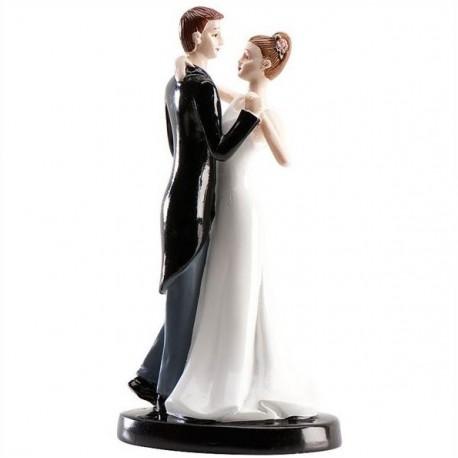 Pareja boda Romántica 16cm p.2
