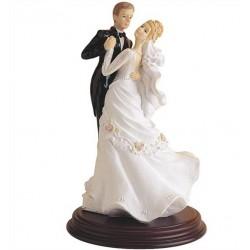 Pareja boda Bailando 21cm p.2
