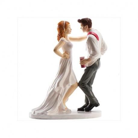 Parella casament Festa i Ball 16cm p.2