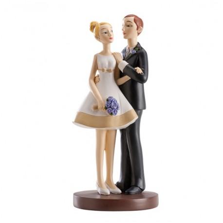 Pareja boda Armonía 16cm p.2