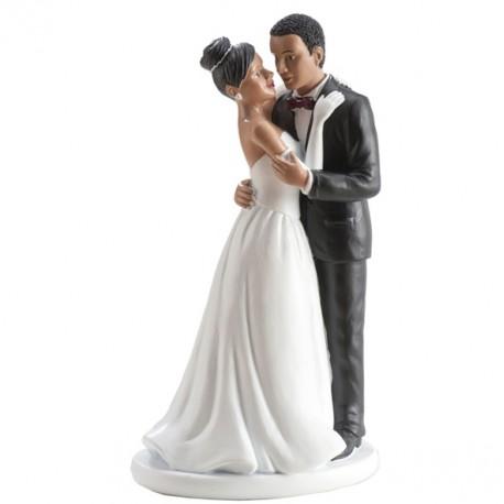 Parella casament Mulatos 16cm p.2