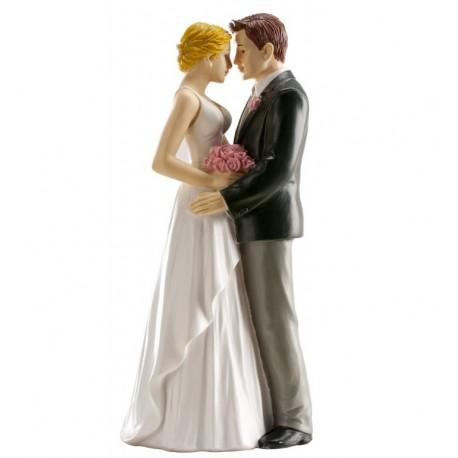 Pareja boda Enamorados 16cm p.2