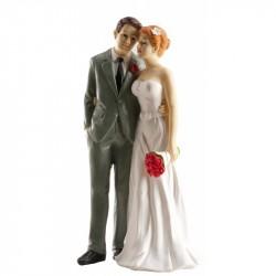 Pareja boda Cogidos Cintura 16cm p.2