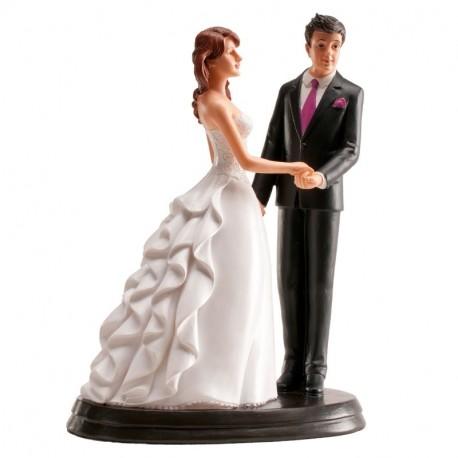 Pareja boda Romántica 20cm. p.2