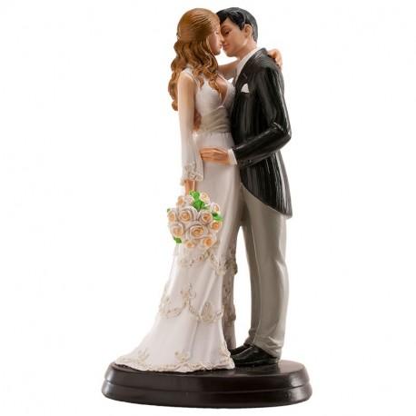 Pareja boda María y Juan 18cm p.2