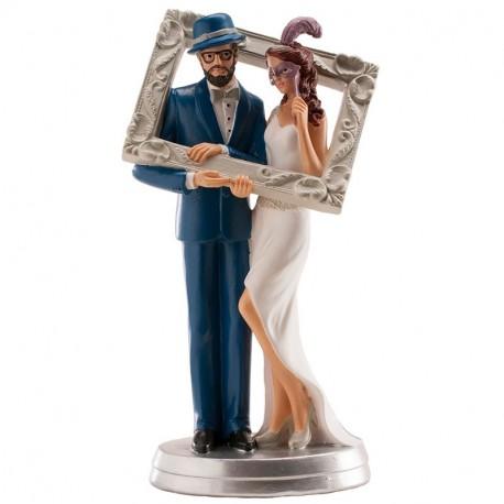 Parella casament Marc divertit 18cm p.2