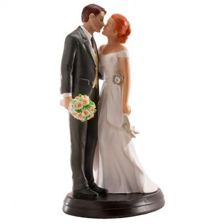 Pareja boda Lucía y Luis 18cm p.2