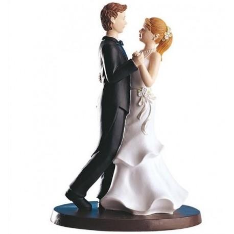 Pareja boda Baile Romántico 18,5cm p.2
