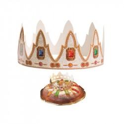 Corona diadema roscón de reyes c.100