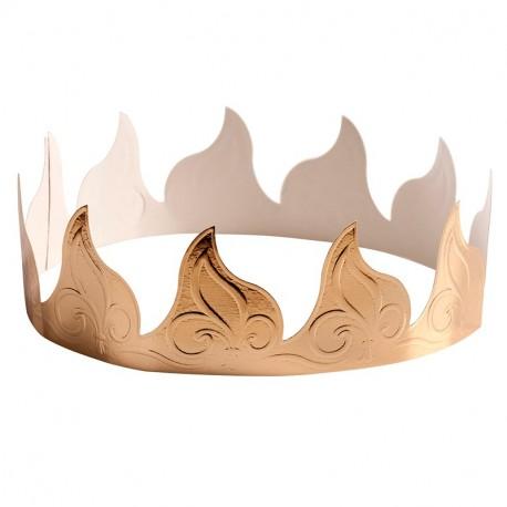 Corona princesa oro c.100