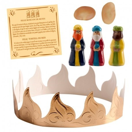 Kit de reis porcellana cat/cast p.100