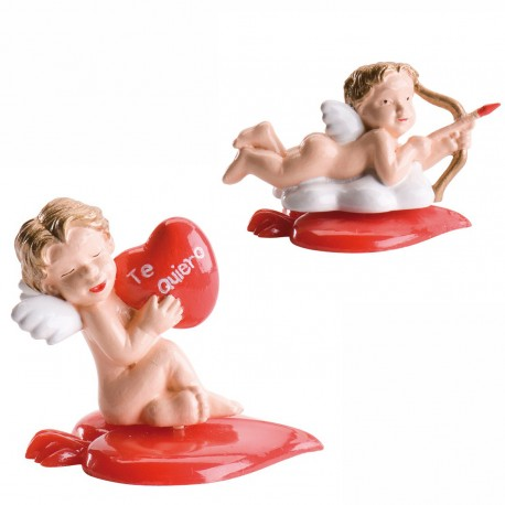 Cupido 4,5cm surtido 2 modelos c.24
