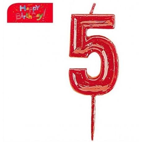 Vela cumpleaños nº5 p.12