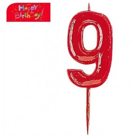 Vela cumpleaños nº9 p.12