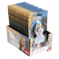 Display vela cumpleaños Cinderella 2D 8cm p.12