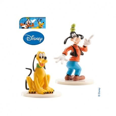 Set Goofy y Pluto con base 9cm p.12