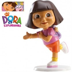 Set Dora la Exploradora Pvc 7,5cm p.12