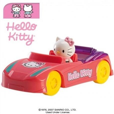 Set coche Hello Kitty Pvc 11cm p.6