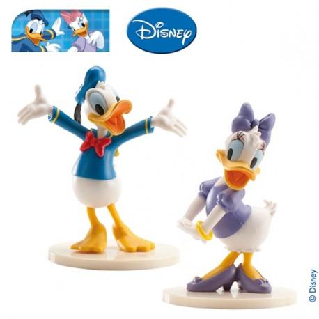 Set Donald i Daisy amb base 9cm p.12