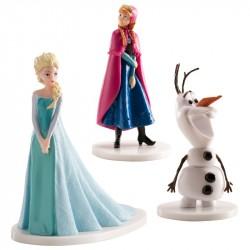 Set Frozen Elsa-Anna-Olaf Pvc p.12