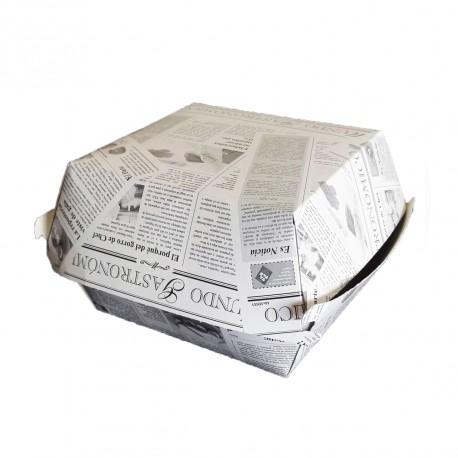 Caixa hamburguesa New Times 100x100x80 c.600