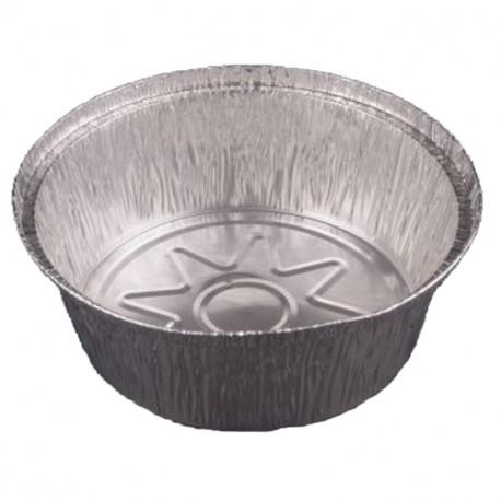 Safata alumini rodona 216x68 B-1900 p.100