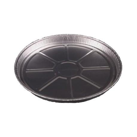 Bandeja aluminio redonda 220x13 A-500 p.100