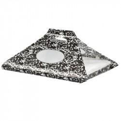 Bolsa SweetBag Damascato negro Mod. P500 c.1000