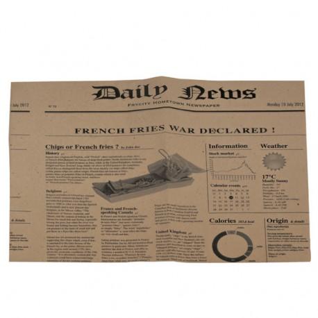 Papel kraft antigrasa New Times 40x38 p.500