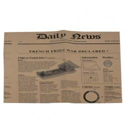 Papel Kraft antigrasa New Times 35x27 c.1000