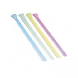 Caña recta cuchara flúor p.4X250