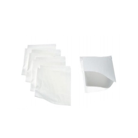 Bossa oberta antigreix blanca 15x15 c.1000